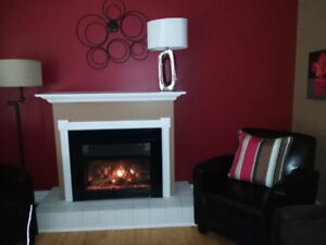 ELECTRIC FIREPLACE ***REDUCED****