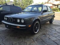 MUST SELL 1985 BMW 325e