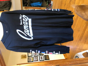 Brand New JH Design Long Sleeved T-Shirt - Chevy Camaro