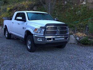 2012 Dodge Power Ram 3500 Laramie Pickup Truck