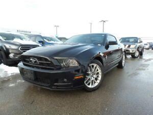 2013 Ford Mustang 3.7L V6  Ti-VCT RWD
