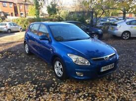hyundai i30 1 4 comfort hpi clear low mileage only 1 former keeper 2