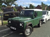 Land Rover td5 2000 year