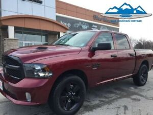 2019 Ram 1500 Classic Express   - Low Mileage, Rear Cam