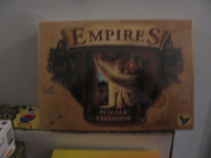 Empires Builder Expansion Sealed as a New Game