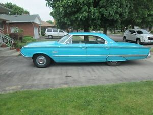 1964 Ford Mercury Montclair - Best reasonable offer accepted!