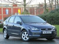 Ford Focus 1.8 125 2007MY Zetec Climate..1 LADY OWNER+FULL SERVICE HISTORY