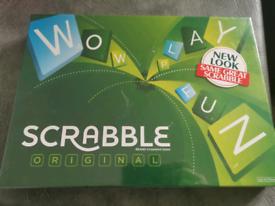 SCRABBLE... NEW IN BOX