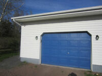 Stanley Garage Door (Masstown)