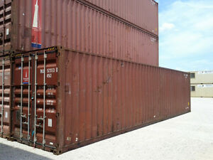 Used Steel Storage Containers / Steel Shipping Containers Peterborough Peterborough Area image 4
