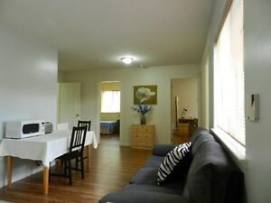 VIU all inclusive room with private entrance for male student
