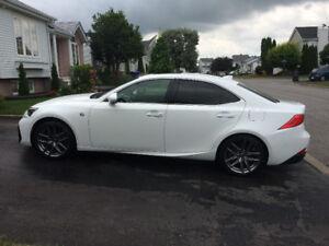 Lexus IS 300 2017, F-Sport 2, AWD, Navigation