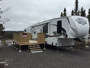 41' Fifth Wheel Sandpiper