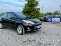 2010 Ford Fiesta ZETEC ** 5 DOOR HATCBACK ** Hatchback Petrol Manual