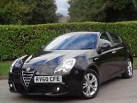 2010 Alfa Romeo Giulietta 1.6 JTDm-2 Lusso***LOW MILES 87k + HPI CLEAR***