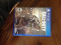 PS4 games $40.00 each