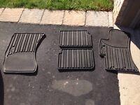 08-13 Subaru Impreza / forester winter floor mats