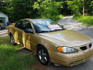 2002 Pontiac Grand Am Coupé (2 portes)
