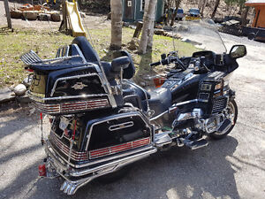 1500 ANNIVERSARY GOLDWING ASPENCADE EXC. CONDITION -