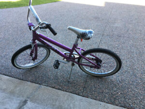 "Girls 20"" Avigo Bike"