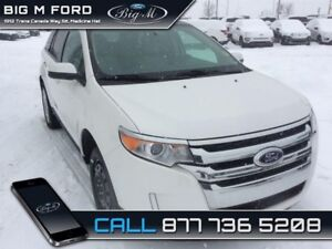 2014 Ford Edge SEL  - Bluetooth -  Heated Seats - $175.87 B/W