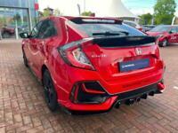 2021 Honda Civic 1.5 VTEC Turbo Sport 5dr CVT HATCHBACK Petrol Automatic