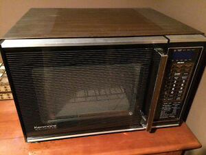 Kenmore micro wave/convection oven