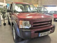 2005 05 LandRover Discovery TDV6 S 7 Seater,Automatic