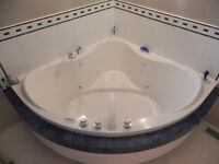 "Beautiful Jacuzzi Tub, Vanity, Pantry & Mirror ""Watch the Video"""