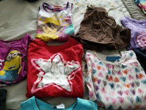 Girls Cloths
