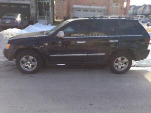 2007 Jeep Grand Cherokee SUV, Crossover
