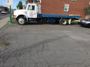 International 4700 towing