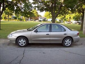 2005 Cavalier **pneu dhiver neuf** West Island Greater Montréal image 2