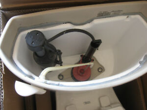 Brand new toilet, received wrong one & can,t return it.