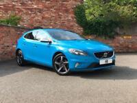 Volvo V40 D2 R-DESIGN++REBEL BLUE++FREE TAX++HIGH MPG++