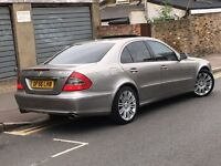 MERCEDES BENZ E CLASS E320 CDI SPORT AMG 7G-Tronic FULL HISTORY+S/ROOF+HEATED LEATHER+4 ZONE A/C