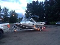 2013 river jet boat 330hp only 67 hour