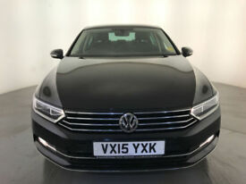 2015 VOLKSWAGEN PASSAT GT TDI DIESEL BLUEMOTION 1 OWNER FINANCE PX WELCOME