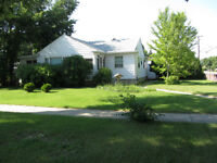 Taber 3 bedroom character home