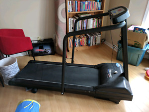 Treadmill great condition, need the space and lazy