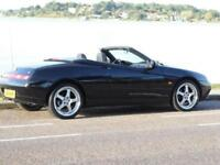 2003 Alfa Romeo Spider 3.0 V6 24v 6 speed 2dr