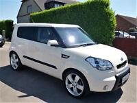 KIA SOUL 1.6 SHAKER ( ONLY 11,000 MILES FROM NEW )