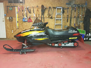 2000 XCR 800 - trade or sell