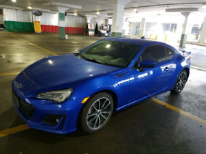 2017 Subaru BRZ Sport tech package Lease takeover