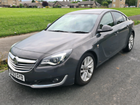 Vauxhall Insignia 2.0 TDI,2013,GOOD& Faultless,HPI CLEAR,123K HISTORY