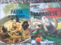 Now You're Cooking - Pasta & Seafood AND Japanese