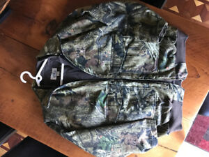 Women's Camouflage Hunting Jacket