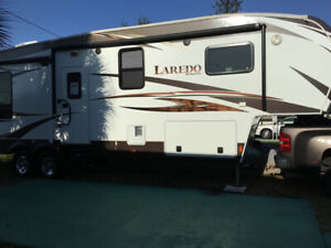 2013 Laredo Fifth Wheel