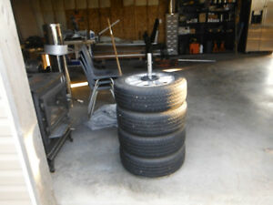 4 tires for Honda Civic