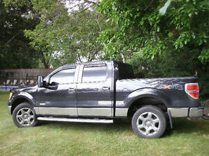 2013 F150 Ecoboost - XLT-XTR-Air ride susp - Krowned London Ontario image 2
